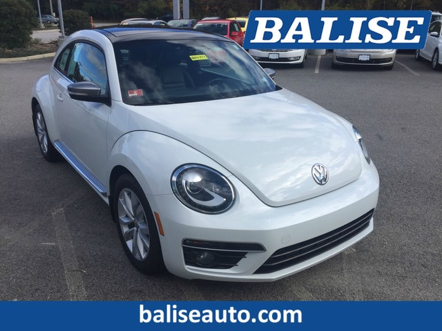Certified Pre-Owned 2014 Volkswagen Beetle Coupe 2.0L TDI w/Premium