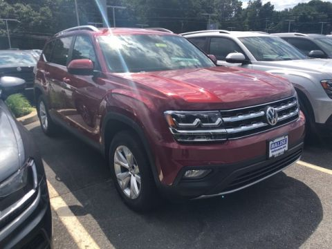 New 2018 Volkswagen Atlas 3.6 SE w/ Technology