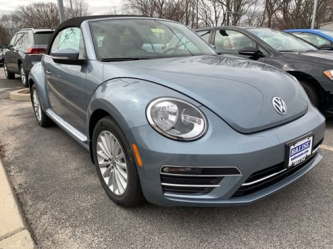 New 2019 Volkswagen Beetle Convertible Final Edition SE