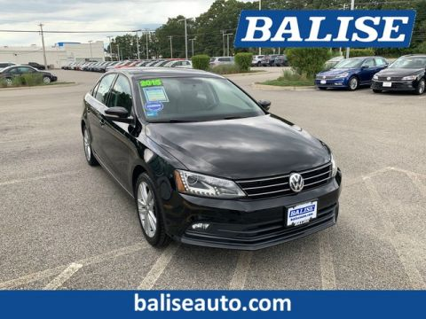 Pre-Owned 2015 Volkswagen Jetta Sedan 1.8T SEL