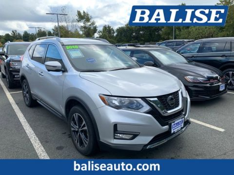 Pre-Owned 2018 Nissan Rogue SL